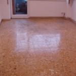 Come si presentava la pavimentazione prima del lavoro