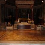 Basilica di S. Pancrazio in Roma oggi